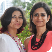 Anuja Byotra and Lara Rath