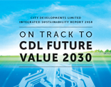 Integrated Sustainability Report 2018 – On Track To CDL Future Value 2030
