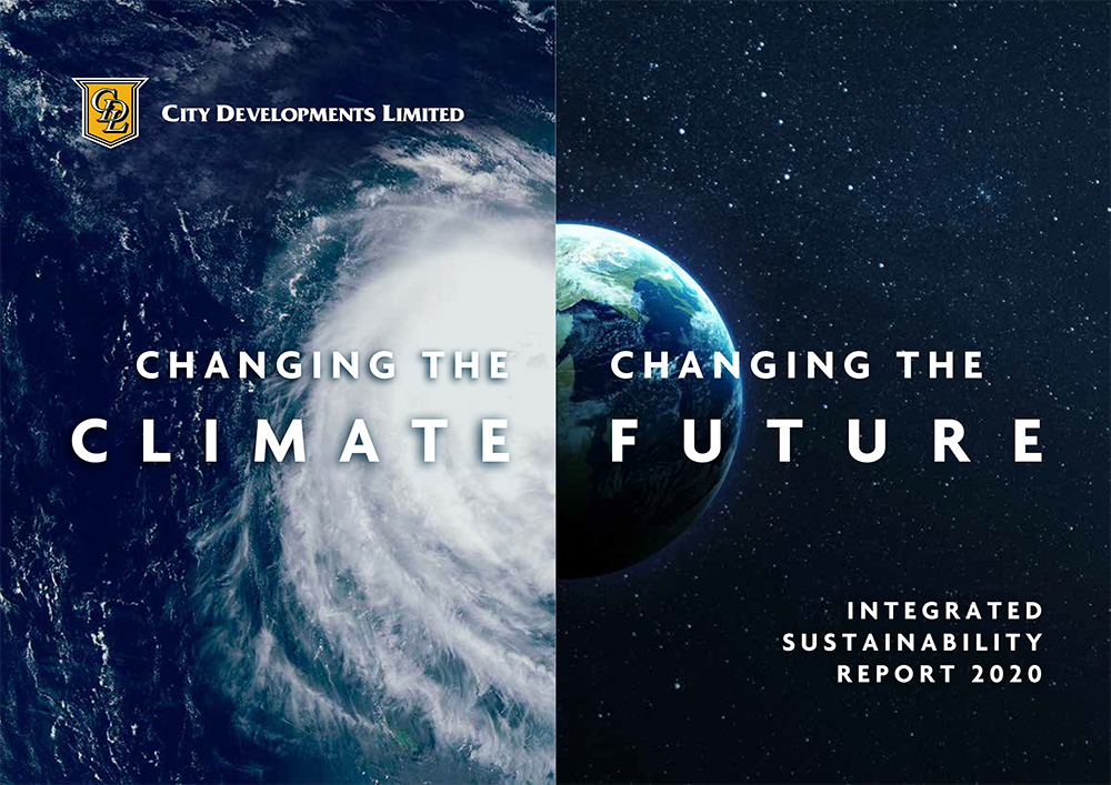 Integrated Sustainability Report 2020 – Changing the Climate. Changing the Future.
