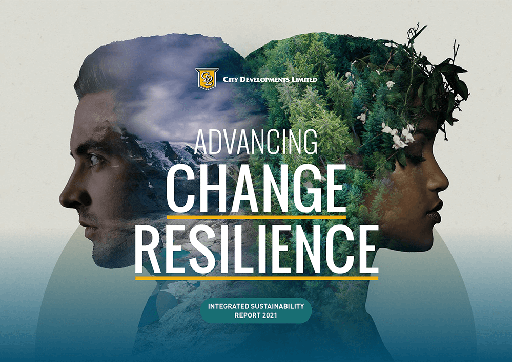 Integrated Sustainability Report 2021 – Advancing Change Resilience
